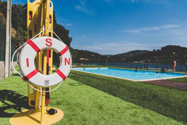 piscina sempre segura